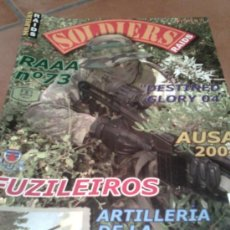 Militaria: SOLDIERS-111. Lote 15803957