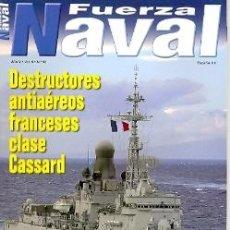 Militaria: RFN-59. REVISTA FUERZA NAVAL Nº 59. Lote 105213195