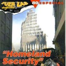Militaria: RFDS-E80. REVISTA FUERZAS DE DEFENSA Y SEGURIDAD. Nº 80 ESPECIAL. Lote 16305326
