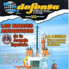 Militaria: DEFEN-322. REVISTA DEFENSA Nº 322. Lote 204512868
