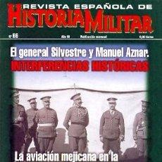 Militaria: REHM-66. REVISTA ESPAÑOLA DE HISTORIA MILITAR Nº 66. Lote 16459617