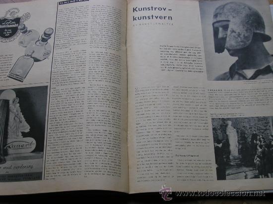 Militaria: Signal nº 1 1945 Ed. N Noruega revista alemana MUY RARA ¡¡¡ OCASION !!! - Foto 5 - 26895833