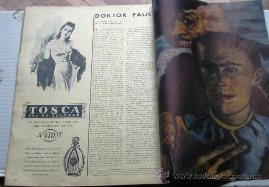 Militaria: Signal nº 1 1945 Ed. N Noruega revista alemana MUY RARA ¡¡¡ OCASION !!! - Foto 7 - 26895833
