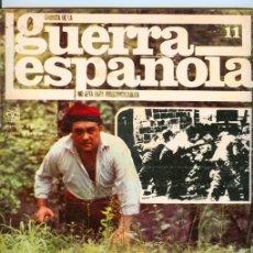 Militaria: 4 REVISTAS - CRONICA DE LA GUERRA ESPAÑOLA - NºS 2-11-12-13 (1966). Lote 27506158