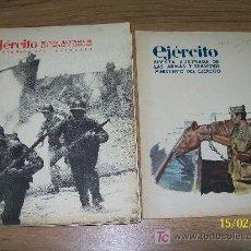 Militaria: EJÉRCITO,REVISTA ILUSTRADA DE LAS ARMAS Y SERVICIOS,SIETE REVISTAS NSº.130,131,132,135.136,137,139- . Lote 17664332