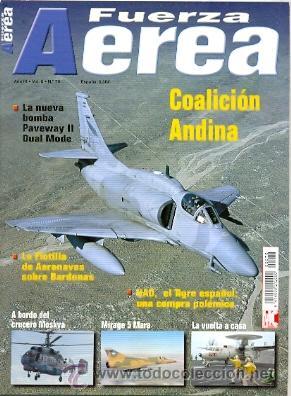 RFA-76. REVISTA FUERZA AEREA Nº 76 (Militar - Revistas y Periódicos Militares)