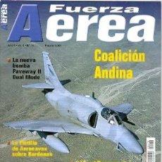 Militaria: RFA-76. REVISTA FUERZA AEREA Nº 76. Lote 105213791