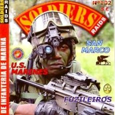 Militaria: RSR-132. REVISTA SOLDIER RAIDS Nº 132. Lote 106153116