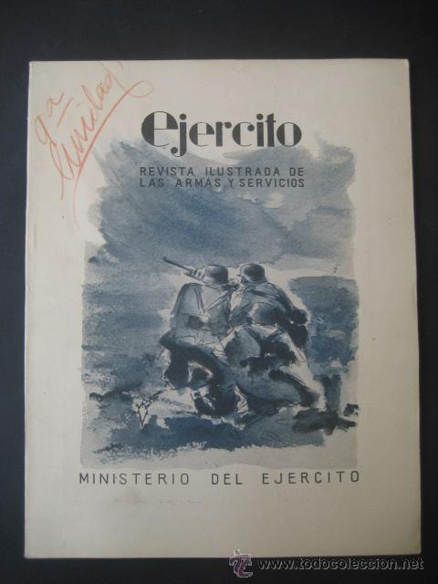 REVISTA ILUSTRADA DE LAS ARMAS Y SERVICIOS. MINISTERIO DEL EJERCITO. Nº 82. NOVIEMBRE 1946. (Militar - Revistas y Periódicos Militares)