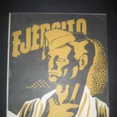 Militaria: REVISTA ILUSTRADA DE LAS ARMAS Y SERVICIOS. MINISTERIO DEL EJERCITO. Nº 106. NOVIEMBRE 1948.. Lote 18944719