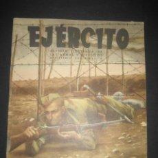 Militaria: REVISTA ILUSTRADA DE LAS ARMAS Y SERVICIOS. MINISTERIO DEL EJERCITO. Nº 110. MARZO 1949.. Lote 18944763