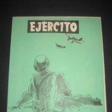 Militaria: REVISTA ILUSTRADA DE LAS ARMAS Y SERVICIOS. MINISTERIO DEL EJERCITO. Nº 123. ABRIL 1950.. Lote 18945217