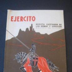 Militaria: REVISTA ILUSTRADA DE LAS ARMAS Y SERVICIOS. MINISTERIO DEL EJERCITO. Nº 148. MAYO 1952.. Lote 18945927