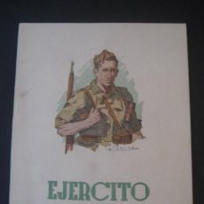 Militaria: REVISTA ILUSTRADA DE LAS ARMAS Y SERVICIOS. MINISTERIO DEL EJERCITO. Nº 154. NOVIEMBRE 1952.. Lote 18945960