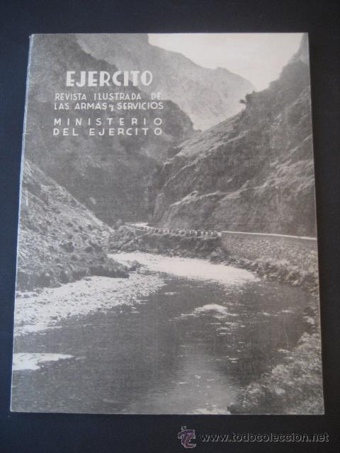 REVISTA ILUSTRADA DE LAS ARMAS Y SERVICIOS. MINISTERIO DEL EJERCITO. Nº 238. NOVIEMBRE 1959. (Militar - Revistas y Periódicos Militares)