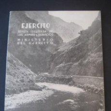 Militaria: REVISTA ILUSTRADA DE LAS ARMAS Y SERVICIOS. MINISTERIO DEL EJERCITO. Nº 238. NOVIEMBRE 1959.. Lote 18946348