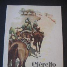 Militaria: REVISTA ILUSTRADA DE LAS ARMAS Y SERVICIOS. MINISTERIO DEL EJERCITO. Nº 244. MAYO 1960.. Lote 18946417