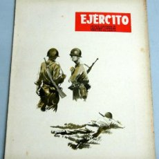 Militaria: EJÉRCITO REVISTA ILUSTRADA ARMAS Y SERVICIOS Nº 163 AÑO XIV AGOSTO 1953 MINISTERIO DEL EJÉRCITO. Lote 18955874