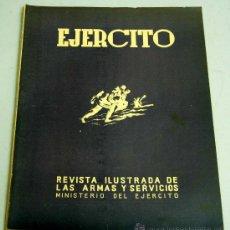 Militaria: EJÉRCITO REVISTA ILUSTRADA ARMAS Y SERVICIOS Nº 171 AÑO XV ABRIL 1954 MINISTERIO DEL EJÉRCITO. Lote 18957062