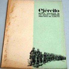 Militaria: EJÉRCITO REVISTA ILUSTRADA ARMAS Y SERVICIOS Nº 166 AÑO XIV NOVIEMBRE 1953 MINISTERIO DEL EJÉRCITO. Lote 18957596