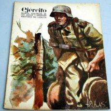 Militaria: EJÉRCITO REVISTA ILUSTRADA ARMAS Y SERVICIOS Nº 164 AÑO XIV SEPTIEMBRE 1953 MINISTERIO DEL EJÉRCITO. Lote 18957697