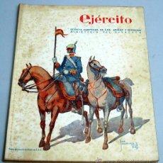 Militaria: EJÉRCITO REVISTA ILUSTRADA ARMAS Y SERVICIOS Nº 118 AÑO X NOVIEMBRE 1949 MINISTERIO DEL EJÉRCITO. Lote 18976667