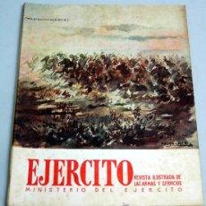 Militaria: EJÉRCITO REVISTA ILUSTRADA ARMAS Y SERVICIOS Nº 117 AÑO X OCTUBRE 1949 MINISTERIO DEL EJÉRCITO. Lote 18976709