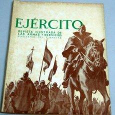 Militaria: EJÉRCITO REVISTA ILUSTRADA ARMAS Y SERVICIOS Nº 113 AÑO X JUNIO 1949 MINISTERIO DEL EJÉRCITO. Lote 18976856