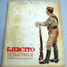 Militaria: EJÉRCITO REVISTA ILUSTRADA ARMAS Y SERVICIOS Nº 142 AÑO XII NOVIEMBRE 1951 MINISTERIO DEL EJÉRCITO. Lote 18977646