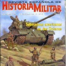 Militaria: REHM-43/44. REVISTA ESPAÑOLA DE HISTORIA MILITAR Nº 43/44. Lote 21228455