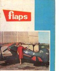 Militaria: FLAPS - REVISTA JUVENIL DE DIVULGACION AERONAUTICA - 1962 Nº 35. Lote 19406180