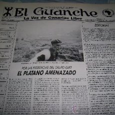 Militaria: PERIÓDICO EL GUANCHE. CUARTA ÉPOCA. Nº 13 - C.N.C. - ANTONIO CUBILLO - MPAIAC. Lote 19697638