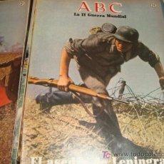 Militaria: ABC - FASCICULO VER NUMERO EN FOTO Y TITULO , SEGUNDA GERRA MUNDIAL , PREGUNTE LO QUE DESEE . Lote 19802260