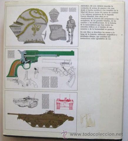 Militaria: HISTORIA DE LAS ARMAS- - WILLIAM REID - 1987. ENVIO PAQUETE POSTAL INCLUIDO. - Foto 2 - 23936631