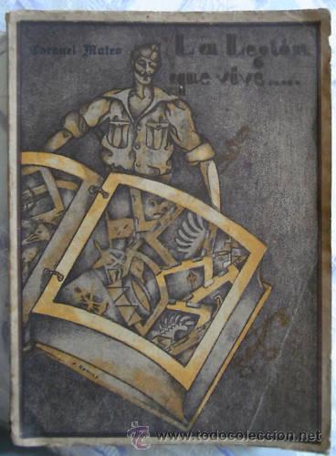 CURIOSO Y RARO LIBRO ANTIGUO DE LA LEGION IMPRENTA AFRICA CEUTA 1932 UNA JOYA PARA COLECCIONISTAS (Militar - Revistas y Periódicos Militares)