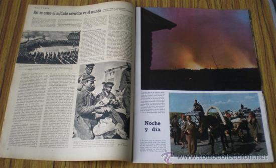 Militaria: revista .. SIGNAL .. Sp nº 22 // 2º nº de noviembre 1941 .. En castellano - Foto 3 - 21460894
