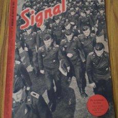 Militaria: REVISTA .. SIGNAL .. SP Nº 9 // 1 Nº DE MAYO 1943 .. EN CASTELLANO. Lote 21461477