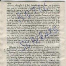 Militaria: DIARIO.BARCELONA.20-12-1835.CARLISMO.GUERRA.CAMPRODON.BESALU.OLOT.PAU.SANT JOAN DE LES ABADESSES.. Lote 21700571