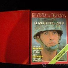 Militaria: REVISTA ESPAÑOLA DE DEFENSA. AÑOS 1988-1089-1990. Lote 27140096