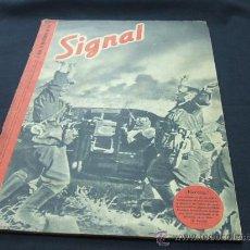 Militaria: SIGNAL - SP Nº 22 - 2º NUMERO DE NOVIEMBRE DE 1941 - . Lote 22525668