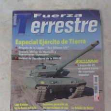 Militaria - REVISTA -FUERZA TERRESTRE- - 23610092