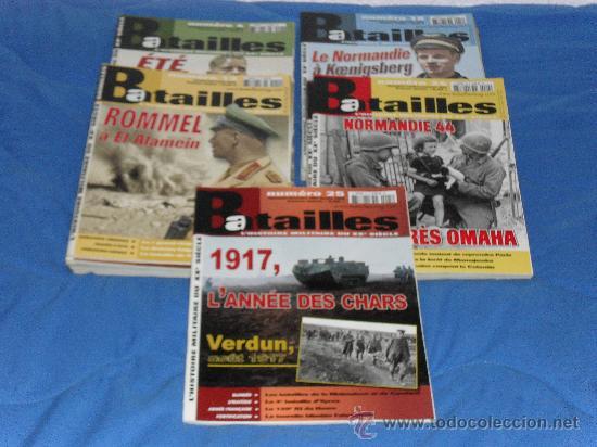Militaria: lote de 25 revistas batalles - Foto 2 - 27052072