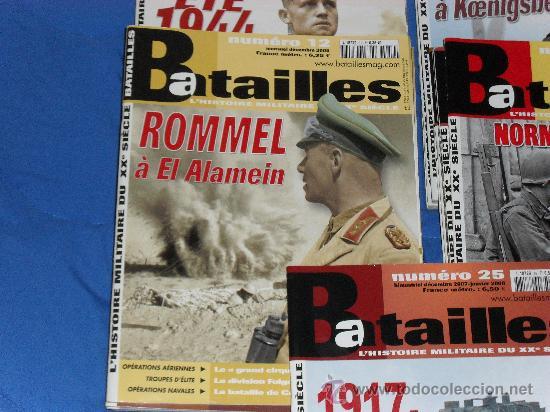 Militaria: lote de 25 revistas batalles - Foto 3 - 27052072