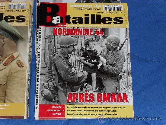 Militaria: lote de 25 revistas batalles - Foto 4 - 27052072