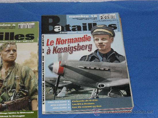 Militaria: lote de 25 revistas batalles - Foto 5 - 27052072