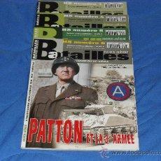 Militaria: 2 REVISTAS BATALLES. Lote 27175759