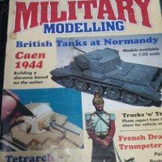 Militaria: REVISTA DE MODELISMO MILITAR. MILITARY MODELLING. GUERRA. EDICION INGLESA 1994. Lote 26464774