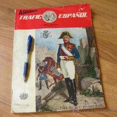 Militaria: REVISTA AHUMADA CON TRAFICO ESPAÑOL - ENERO FEBRERO 1970. Lote 26498637