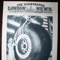 Militaria: THE ILLUSTRATED LONDON NEWS - 08-02-1941 - EN INGLÉS. Lote 26986858