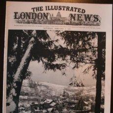 Militaria: THE ILLUSTRATED LONDON NEWS - 03-02-1945 - EN INGLÉS. Lote 27037303